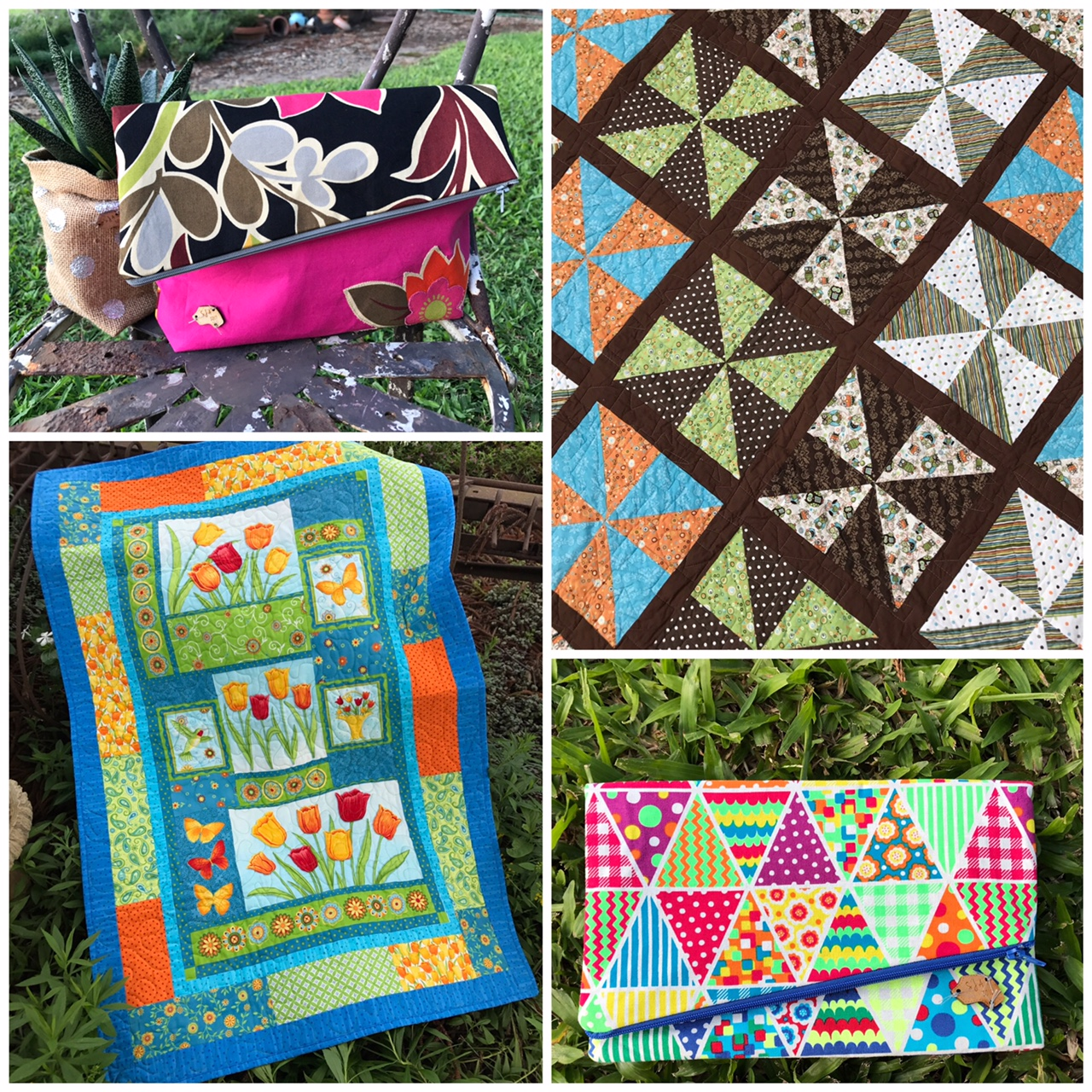 Patchwork Items